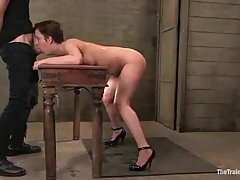 Cherry Torn needs to feel pain while being stimulated, because it turns her on a lot